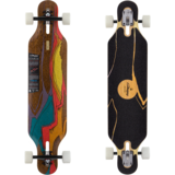 Loaded Icarus MuirSkate Stock Edition Pre-Assembled Longboard Skateboard Complete