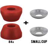 RipTide KranK Street Cone + Washer Longboard Skateboard Bushings Pack