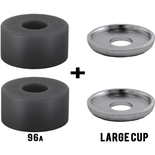 RipTide KranK Street Barrel Longboard Skateboard Bushings Pack