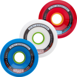 70mm Mini Monster Hawgs Longboard Skateboard Wheels