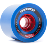 73mm Biggie Hawgs Longboard Skateboard Wheels