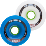 76mm Monster Hawgs Longboard Skateboard Wheels