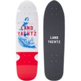 Landyachtz Dinghy Surfer Mini Longboard Skateboard Deck w/ Grip