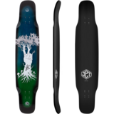 Jet Wild Thing 45 Longboard Skateboard Deck w/ Grip