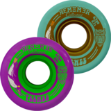 62mm Remember The Pee Wee Longboard Skateboard Wheels