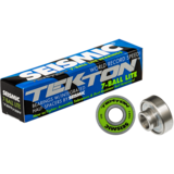"Seismic 8mm Built-In Tekton 7-Ball LITE ""Performance Skateboard Bearing System"" Bearings"
