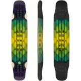 Landyachtz HollowTech Stratus Super Flex Longboard Skateboard Deck w/ Grip