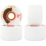 70mm Remember Hoots Longboard Skateboard Wheels