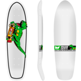 MuirSkate Mini Dino Longboard Skateboard DECK ONLY w/ Grip