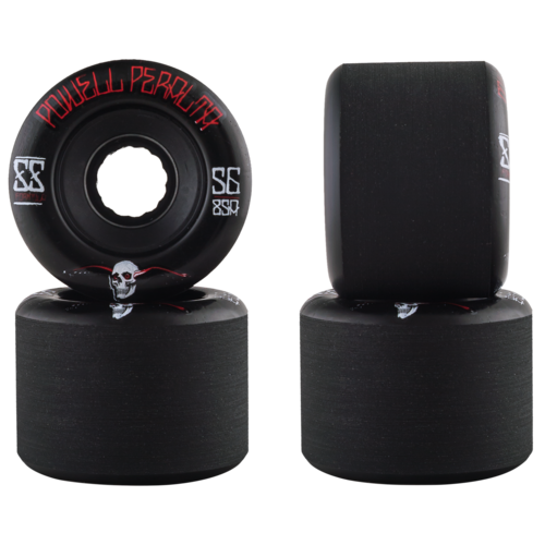 56mm Powell Peralta G-Slides Longboard Skateboard Wheels