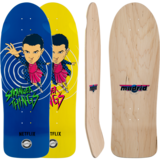 Madrid Stranger Things 2 Eleven Skateboard Deck w/ Grip