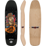 Madrid Stranger Things 2 Chief Hopper Skateboard Custom Complete