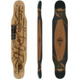 Loaded Tarab Longboard Skateboard Deck w/ Grip