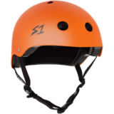 S-One Lifer Helmet - Orange Matte