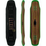 Moonshine MFG 2018 Elixir Longboard Skateboard Deck w/ Grip