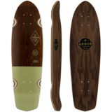 Arbor Pocket Rocket - Foundation Series - Longboard Skateboard Custom Complete
