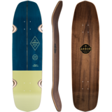 Arbor Hybrid - Foundation Series - Longboard Skateboard Custom Complete