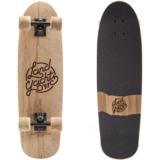 2018 Landyachtz Dinghy Birdseye Maple Revival Pre-Assembled Complete