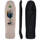 2018 Landyachtz Gin and Tonic Mini Longboard Skateboard Deck w/ Grip
