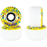 60mm Blood Orange 82a Jammerz Longboard Skateboard Wheels