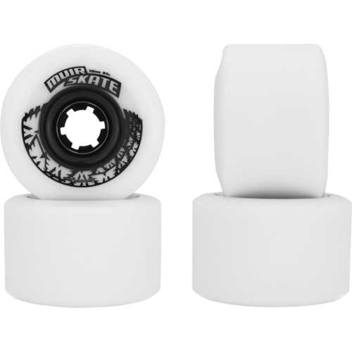 70mm MuirSkate Stock Offset Freeride Wheels