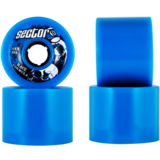 70mm Sector 9 OS/Slalom Race Formula Longboard Wheels