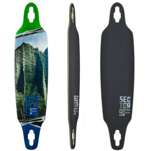 Sector 9 Vista Maple Lookout Longboard Skateboard Custom Complete