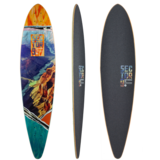 Sector 9 Vista Ledger Longboard Skateboard Custom Complete