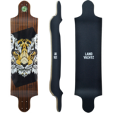 "Landyachtz Tiger 40"" Switch Longboard Skateboard Custom Complete"