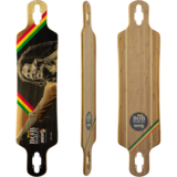 Sector 9 Bob Marley One Love Longboard Skateboard Deck w/ Grip