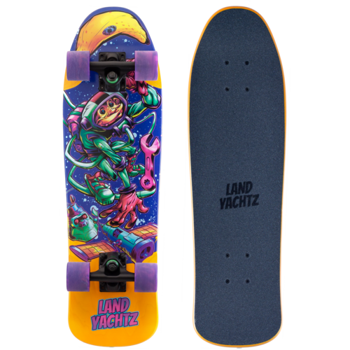 2018 Landyachtz Dinghy Bottle Rocket Pre-Assembled Complete