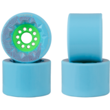 85mm Orangatang Caguama 77a Blue Longboard Skateboard Wheels