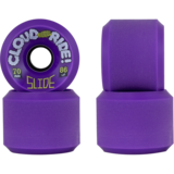 70mm Cloud Ride Slide Longboard Skateboard Wheels