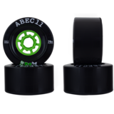 ABEC 11 90mm Black Refly Flywheels Longboard Skateboard wheels