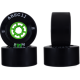 ABEC 11 97mm Black Refly Flywheels Longboard Skateboard Wheels