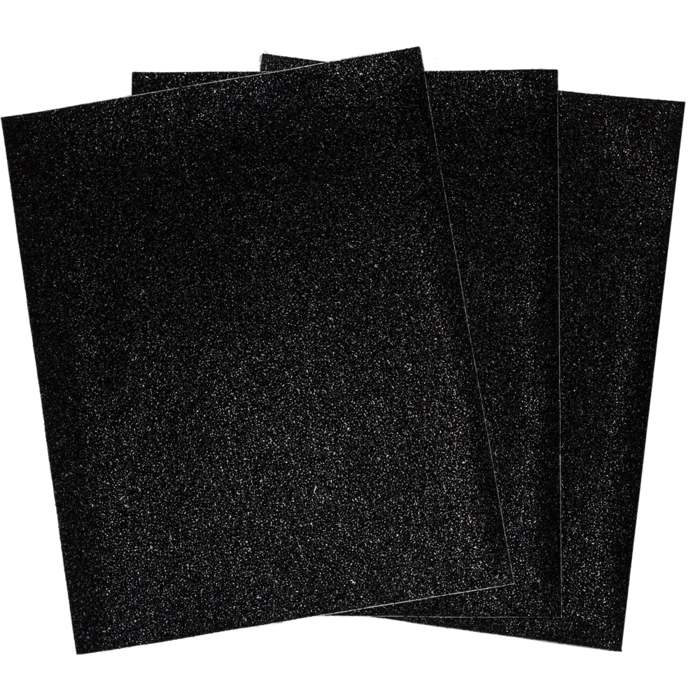 3bb1b75ff57 Mob Grip - Super Coarse Grit Black Pack with 3 (11in x 14in) Grip Tape
