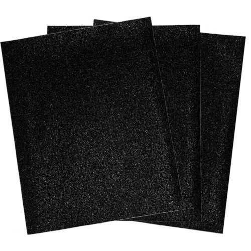 Mob Grip - Super Coarse Grit Black Pack with 3 (11in x 14in) Grip Tape