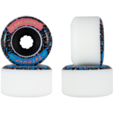 66mm Blood Orange 82s Jammerz Longboard Wheels