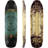Rayne Deelite Fortune 36 Full Send Longboard Skateboard Deck