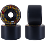 66mm Powell Peralta Snakes Longboard Skateboard Wheels | Not Stone Ground