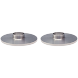 Array Machined Supper Chubby XL Sleeved Washers - 2 Pack