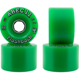 70mm ABEC 11 Flashbacks Freeride Longboard Skateboard Wheels