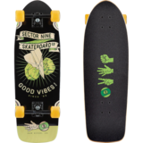 2019 Sector 9 Roshambo Fat Wave Skateboard Pre-Assembled Complete