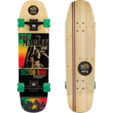 2019 Sector 9 Natty Ride Skateboard Pre-Assembled Complete