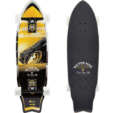 2019 Sector 9 Crescent Wavepark Longboard Pre-Assembled Complete