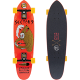 2019 Sector 9 SKC Downfall Longboard Pre-Assembled Complete