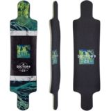 Sector 9 2019 Valley Fault Line Longboard Skateboard Deck
