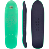 Landyachtz 2019 Dinghy Green Tiger Mini Longboard Skateboard Custom Complete