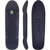 Landyachtz 2019 ATV Grey Tiger Skateboard Deck w /Grip