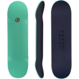 Landyachtz 2019 ATV Green Tiger Skateboard Custom Complete